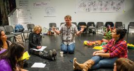 New Study on Community Arts Training & Support from Intermedia Arts